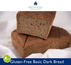 Basic Dark Bread gluten-free