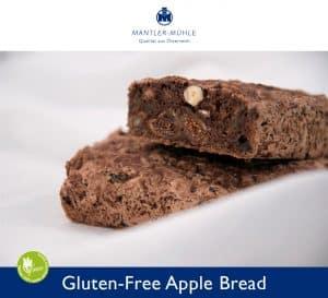 Apple Bread gluten-free