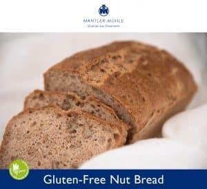 Nut Bread gluten-free