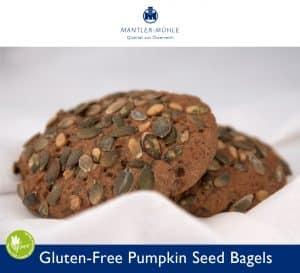 Gluten-Free Pumpkin Seed Bagels