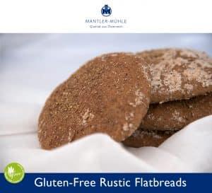 Gluten-Free Rustic Flatbreads