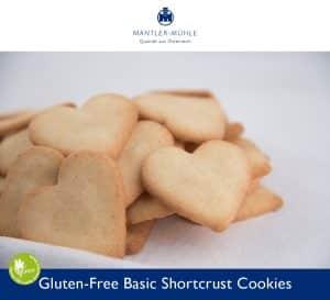 Basic Shortcrust Cookies gluten-free