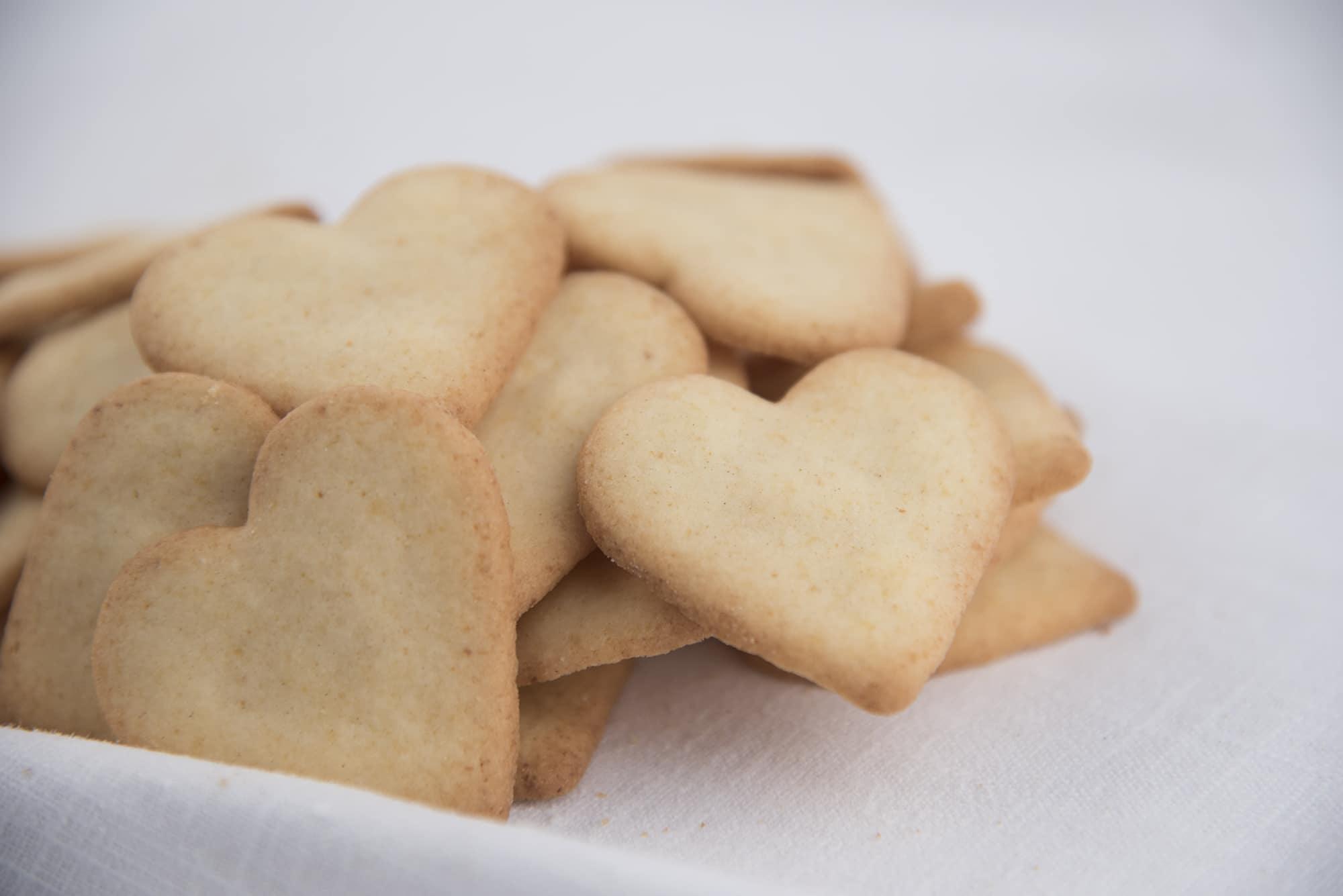 Gluten-Free Basic Shortcrust Cookies