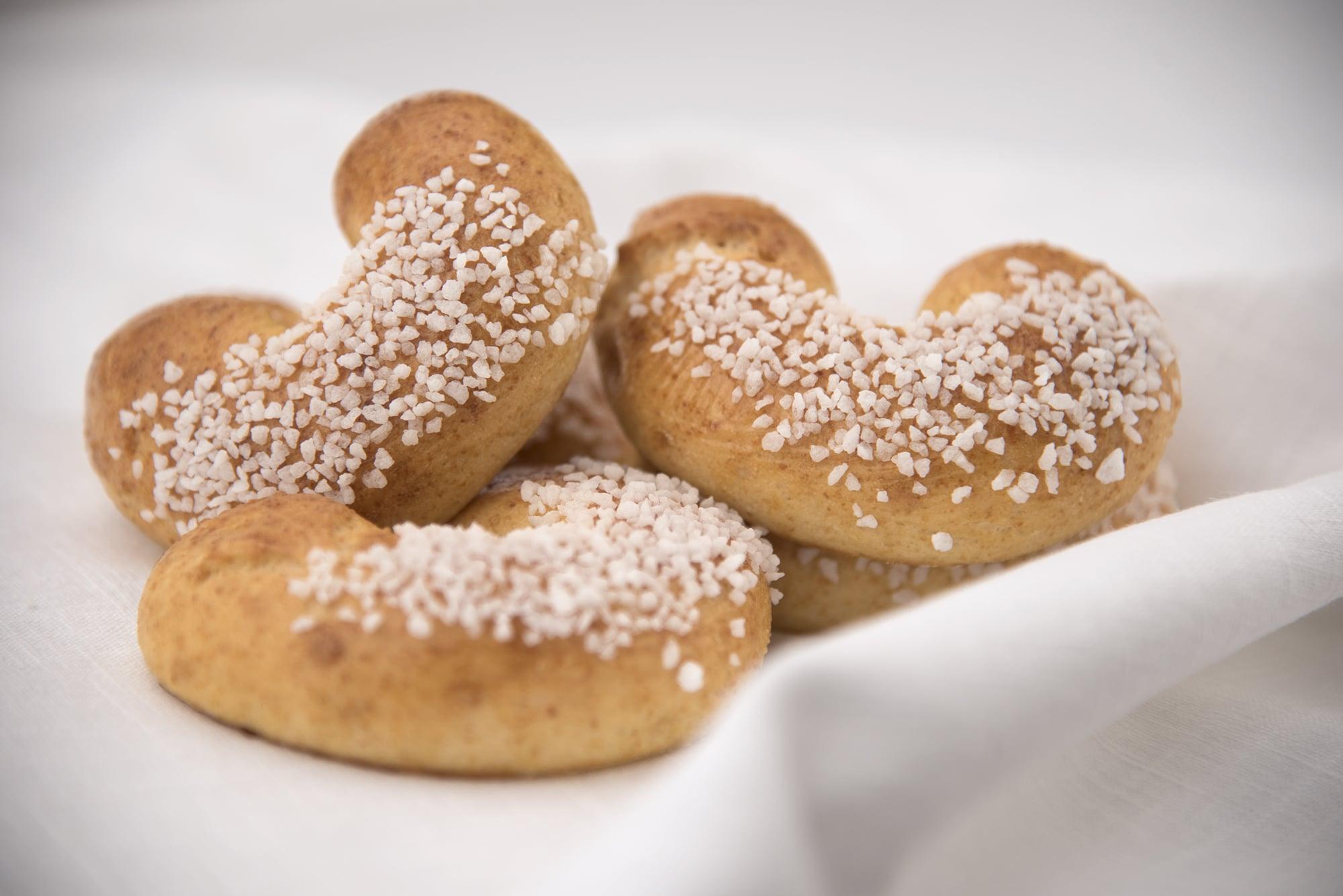 Gluten-Free Briochekipferl (Brioche croissant)