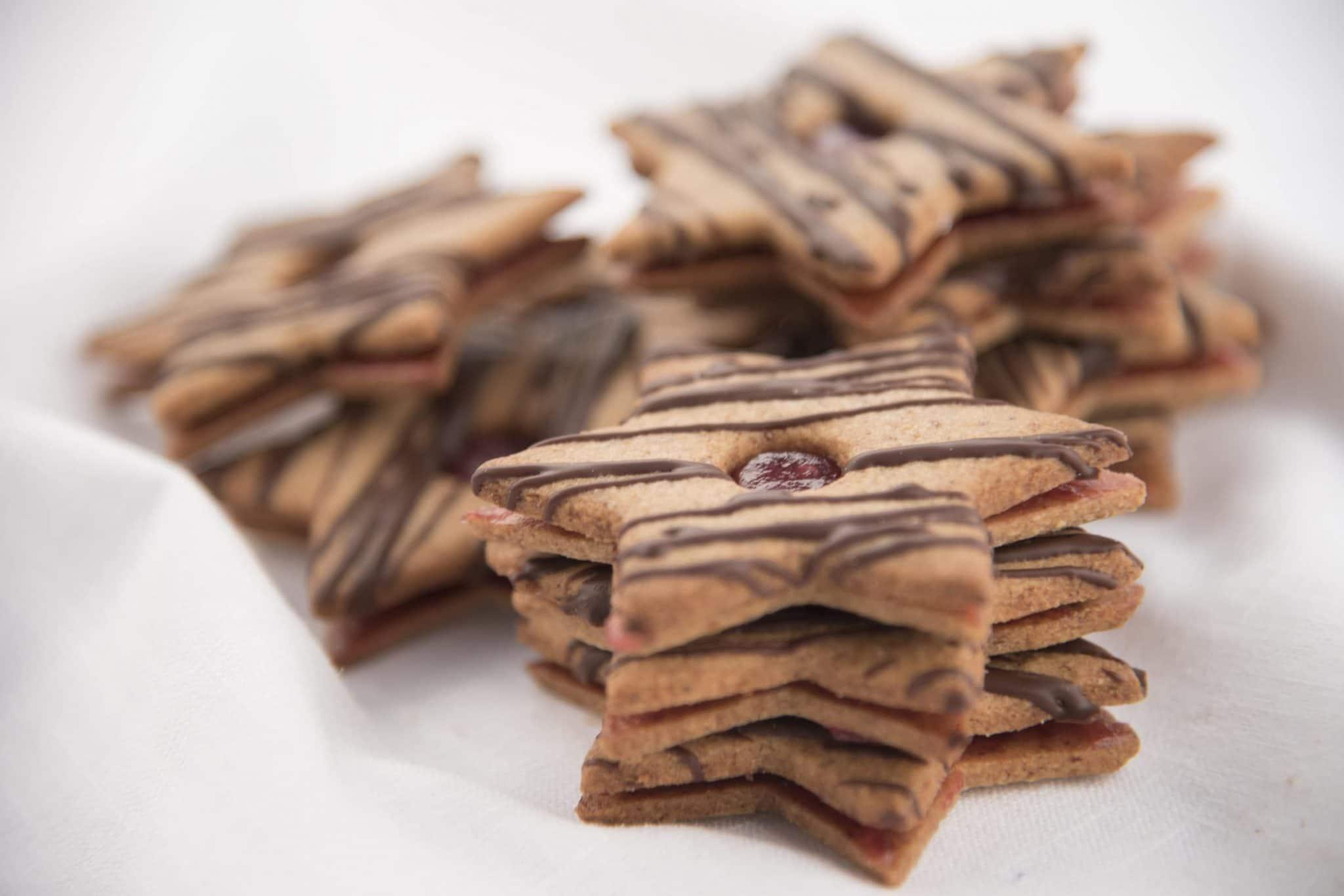 Gluten-Free Cinnamon Stars