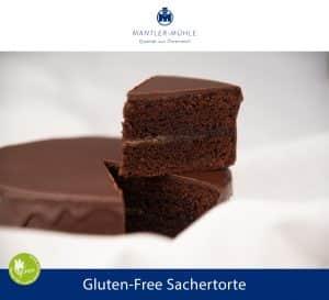 Gluten-Free Sachertorte