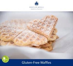 Waffles gluten-free