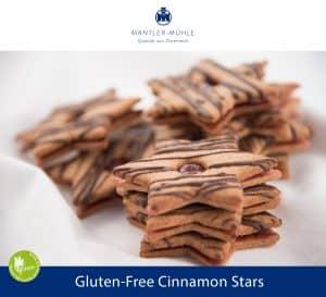 Cinnamon Stars Gluten-Free