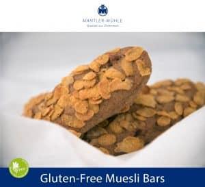 Gluten-Free Muesli Bars