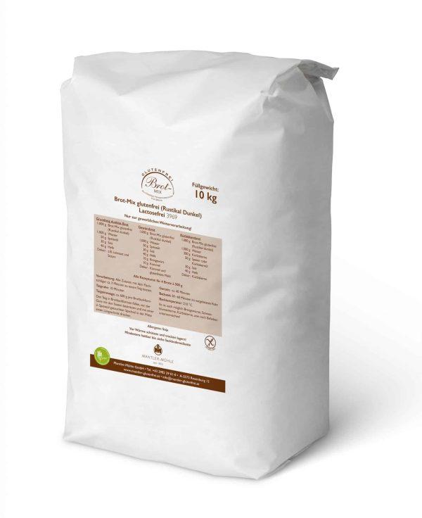 10 kg Sack: Mantler Brot-Mix Glutenfrei