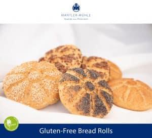 Bread Rolls gluten-free