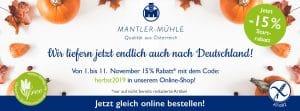 Mantler Mehl in Deutschland erhältlich
