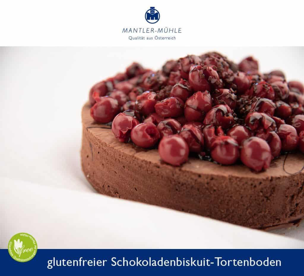 Glutenfreies Biskuitrezept für glutenfreie Schokoladentorten