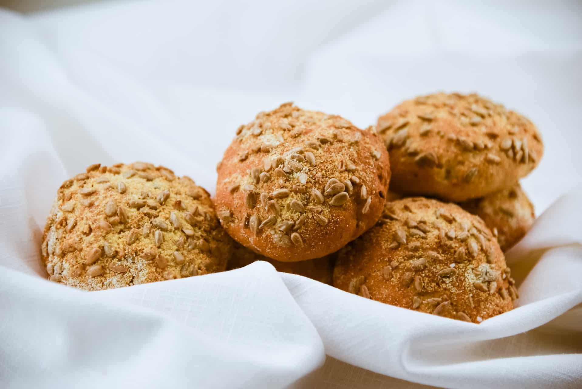 glutenfreies 3-Saat Brot